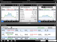 ETrade Mobile Pro for iPad